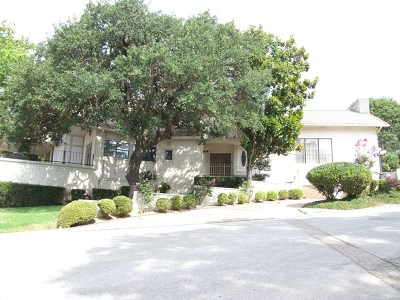 Kerrville Single Family Home For Sale: 626 Oakland Hills Lane