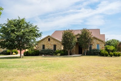 Kerrville Single Family Home For Sale: 250 Blue Bird Dr