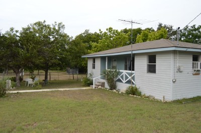 Bandera Single Family Home For Sale: 247 Chuck Wagon Trail