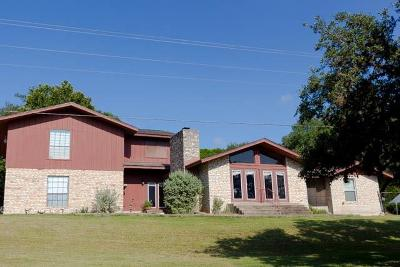Kerrville Single Family Home For Sale: 2054 Medina Hwy