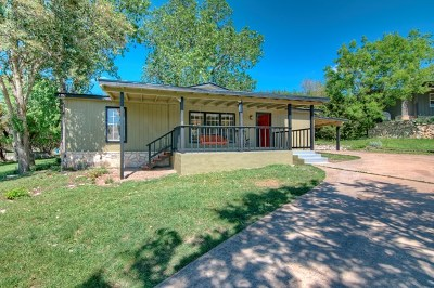 Kerrville Single Family Home For Sale: 103 Bessie Lane