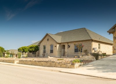 Kerrville Single Family Home For Sale: 1884 Summit Top Dr