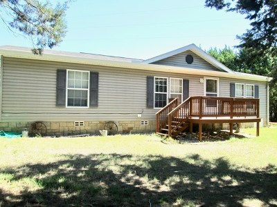 Kerrville Single Family Home For Sale: 1335 Ranchero Rd