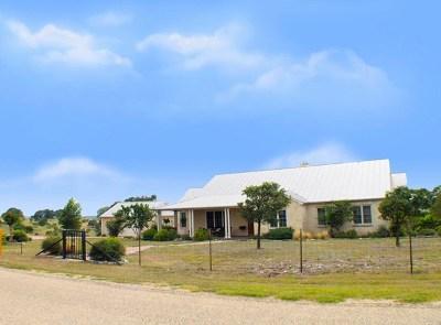 Fredericksburg Single Family Home For Sale: 241 Scenic Outlook Trail