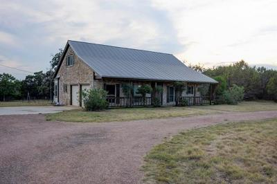 Kerrville Single Family Home For Sale: 128 Bear Skin Trail