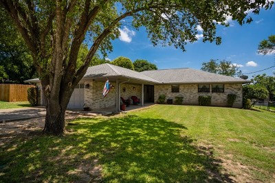 Kerrville Single Family Home For Sale: 307 Stephanie Dr