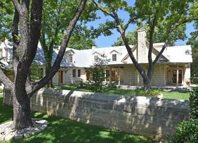 Fredericksburg Single Family Home For Sale: 209 Centre