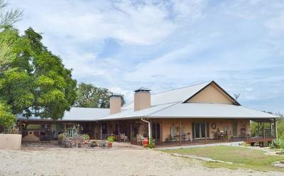 Bandera Single Family Home For Sale: 1167 Indian Creek Rd
