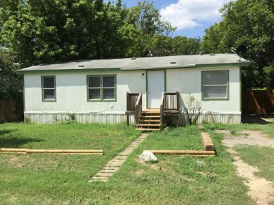 Gillespie County, Kerr County, Kimble County, Bandera County, Real County, Edwards County, Mason County, Uvalde County, Medina County, Kendall County Single Family Home For Sale: 205 Washington St