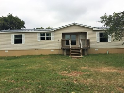 Bandera Single Family Home For Sale: 2046 Hwy 16N