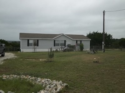 Kerrville Single Family Home For Sale: 155 Indian Hills