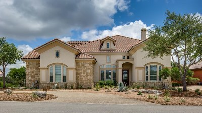 Boerne Single Family Home For Sale: 137 Paradise Point