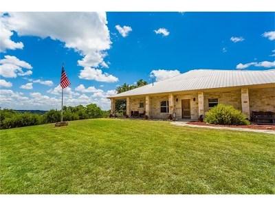 Fredericksburg Single Family Home For Sale: 155 Walnut Rd