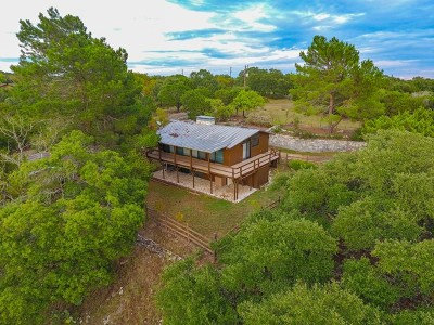 Kerrville Single Family Home For Sale: 99 Indian Creek Loop