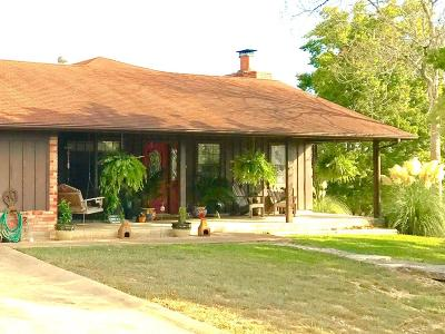 Kerrville Single Family Home For Sale: 801 Alamo Dr