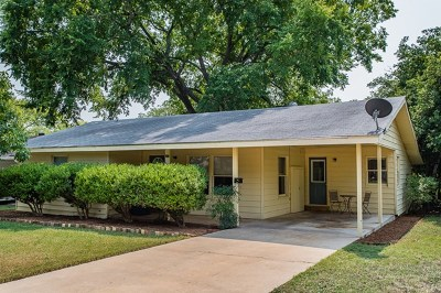 Kerrville Single Family Home For Sale: 611 Leland St