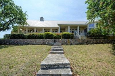 Hunt Single Family Home For Sale: 114 Indian Trail