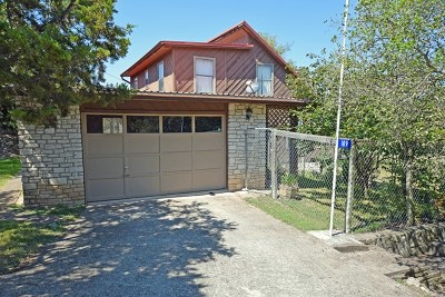 Kerrville Single Family Home For Sale: 109 Lonesome Dove Lane