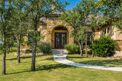 Kerrville Single Family Home For Sale: 4088 Comanche Trace Dr