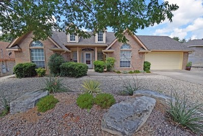 Kerrville Single Family Home For Sale: 124 Fallow Dr