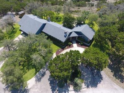 Kerrville Single Family Home For Sale: 126 Hunters Pointe Dr