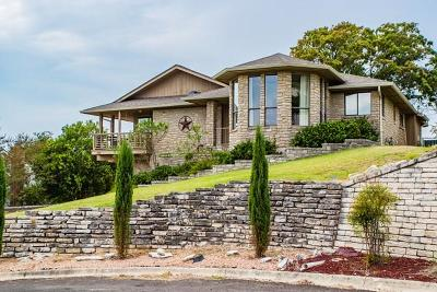 Kerrville Single Family Home For Sale: 430 Crest Ridge Dr
