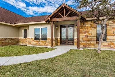 Kerrville Single Family Home For Sale: 275 Scenic Hills Rd