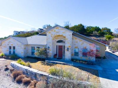 Kerrville Single Family Home For Sale: 1833 Foothills Dr