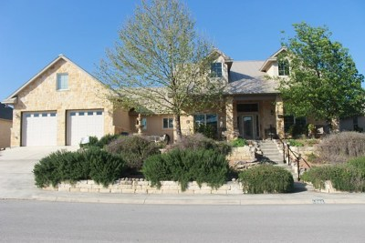 Kerrville Single Family Home For Sale: 1886 Summit Top Dr