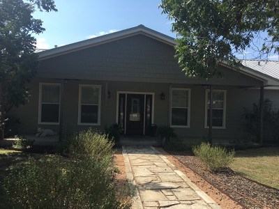Comfort Single Family Home For Sale: 307 East St