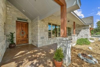 Kerrville Single Family Home For Sale: 936 Spanish Oak Dr