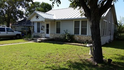 Kerrville Single Family Home For Sale: 2905 Nichols