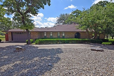 Fredericksburg Single Family Home For Sale: 331 Wolf Creek Rd