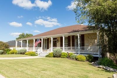 Kerrville Single Family Home For Sale: 1033 Elm Ridge