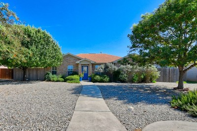 Kerrville Single Family Home For Sale: 121 Coronado Dr