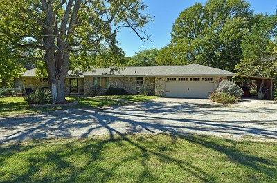 Kerrville Single Family Home For Sale: 164 Aqua Vista Dr