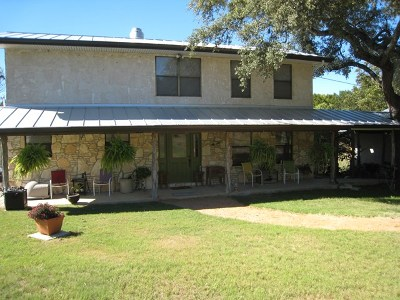 Kerrville Single Family Home For Sale: 284 Stoney Brook Rd