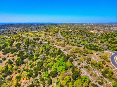 Gillespie County, Kerr County, Kimble County, Bandera County, Real County, Edwards County, Mason County, Uvalde County, Medina County, Kendall County Residential Lots & Land For Sale: Lot 34R Painted Sky N