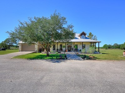 Boerne Single Family Home For Sale: 28585 Boerne Stage Rd