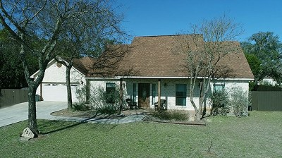Bandera Single Family Home For Sale: 121 North Star Dr