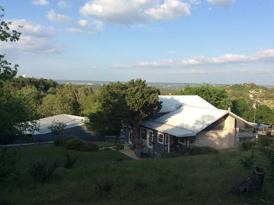 Kerrville Single Family Home For Sale: 2918 Medina Hwy