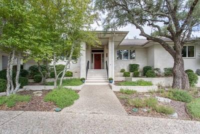Kerrville Single Family Home For Sale: 502 Riverhill Blvd