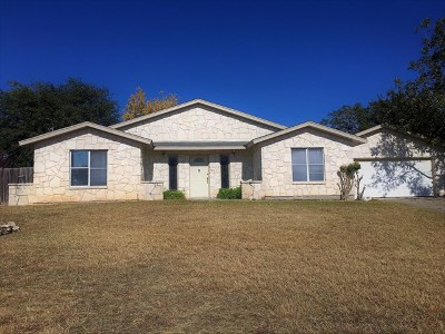 Ingram Single Family Home For Sale: 103 Holly Hill Dr