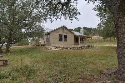 Comfort Single Family Home For Sale: 137 Upper Sisterdale Rd