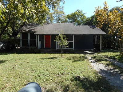 Kerrville Single Family Home For Sale: 513 Shady Dr