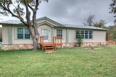 Kerrville Single Family Home For Sale: 212 Woodcreek Dr