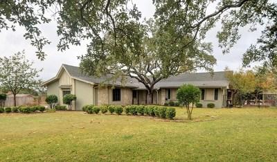Kerrville Single Family Home For Sale: 212 Riverhill Blvd