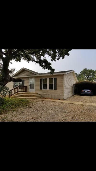 Kerrville Single Family Home For Sale: 102 Donna Dr