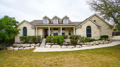 Kerrville Single Family Home For Sale: 337 Gallup Trail