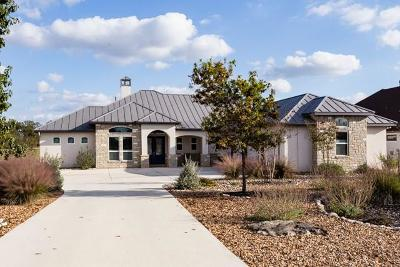 Kerrville Single Family Home For Sale: 1033 Pinnacle View Dr